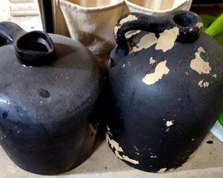 100+ year old jugs