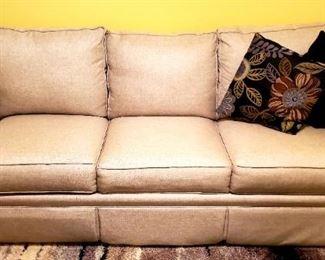 Light Gray Sofa Sleeper from Rooms to Go
