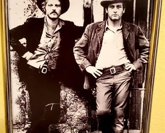 Signed - But h Cassidy and the Sundance Kid