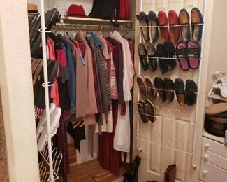 ladies clothing and shoes