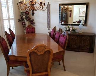 nice Thomasville dining room