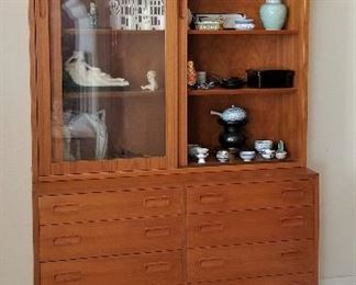 Mid-century modern cabinet for sale