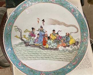 Large amount of Oriental fine porcelains