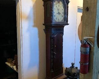 Early important clock