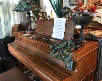 Chickening Grand Piano