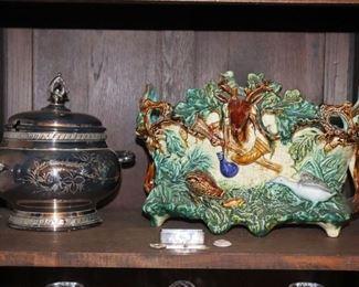 Vintage Decorative Items throughout