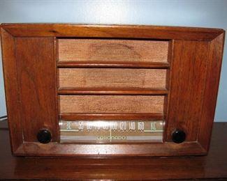 1930's Coronado Tube Radio