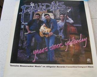 Paladins Poster