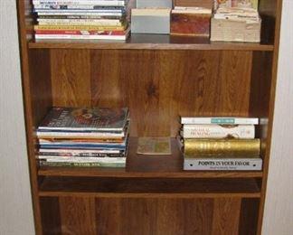 Book Shelf - Cook Books