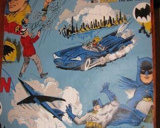 1960's Batman and Robin Poster - 2