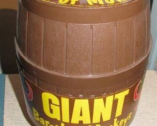 Giant Barrel of Monkeys