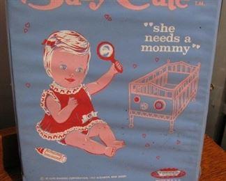 Suzy Cute Doll Case