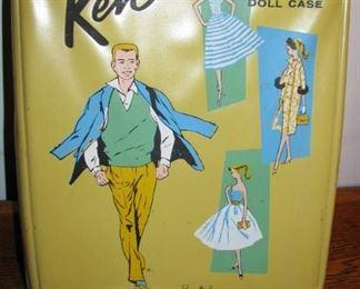 Vintage Ken Barbie Case