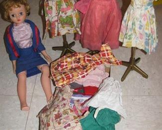 Candy Fashion Doll