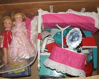 Penny Brite Dolls with Accessories