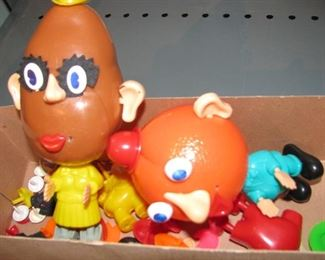 Vintage Potato Head