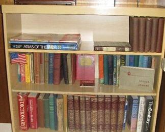 Mid Century Modern - Retro Book Shelf