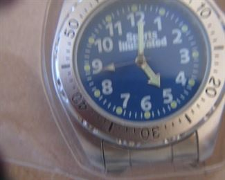 Vintage Sports Illustrated Watch - Never Used