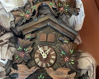 Coo Coo Clock from Switzerland