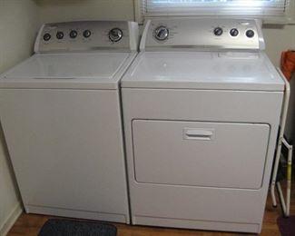 Whirlpool Washer/Dryer...