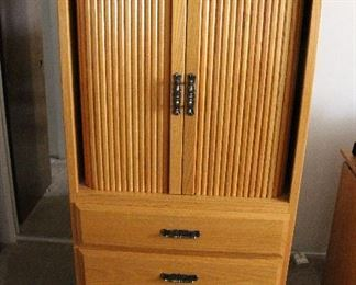tv/computer cabinet