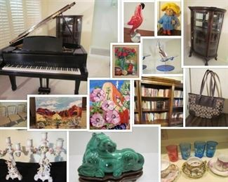 collage Oct Auction