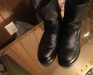 Commando Engineer frye boots