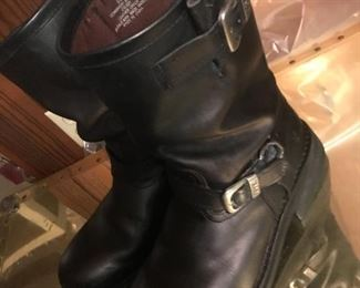 another image of the frye boots