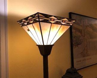 Uplight floor lamp