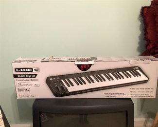 """Line 6 """"Mobile Keys 49""""  keyboard"""