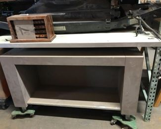 This credenza is built to last.
