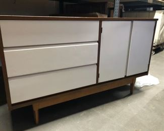Modernist drawers and cabinet