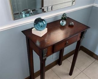 SMALL HALLWAY TABLE