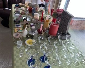 STEMWARE / CANDLES