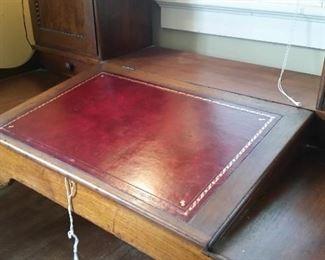 antique large desk