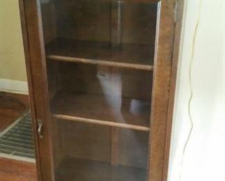 cabinet glass door