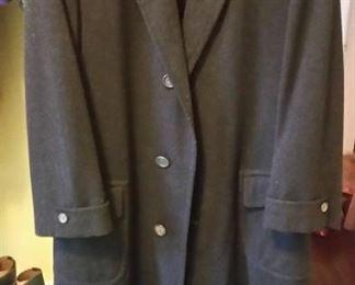 military coat?