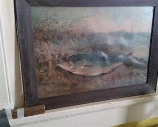 2 fish art