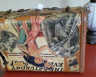 dec. luggage