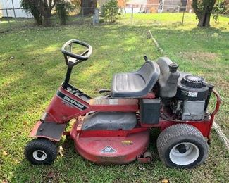Snapper Riding Lawnmower
