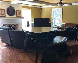 Media Room in Home for Sale