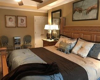 Bedroom in Home for Sale