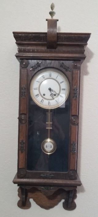 Vintage and antique clocks