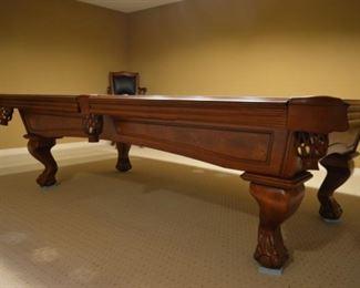 Legacy Billiards Pool Table