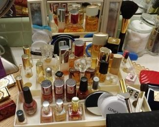 Perfumes lotions and more