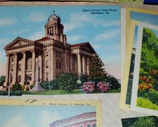Upson county postcards
