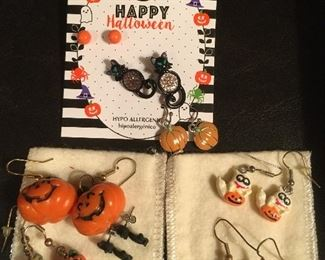 Halloween jewelry for next year!