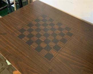 Large square checker/chess table