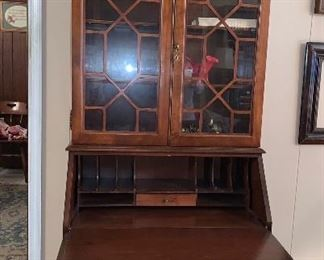 Jasper Cabinet Co beautiful secretary, immaculate condition