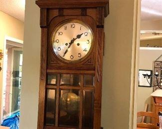 2- vintage working clocks